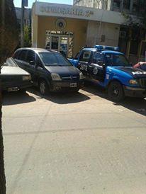 Comisaría Venado Tuerto. Foto Luján Frank Maraschio.