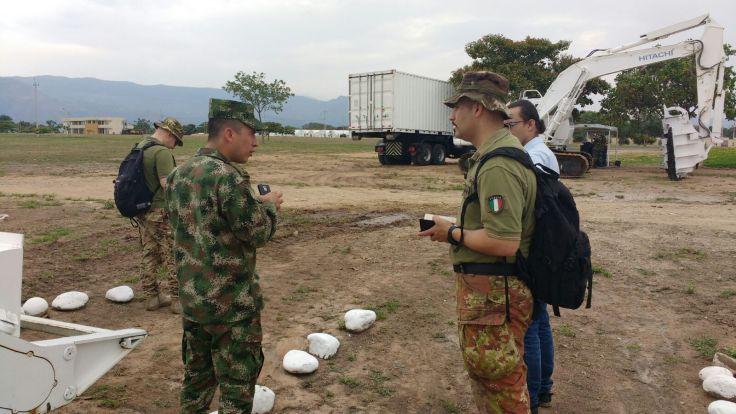 A Foto Ejército de Colombia