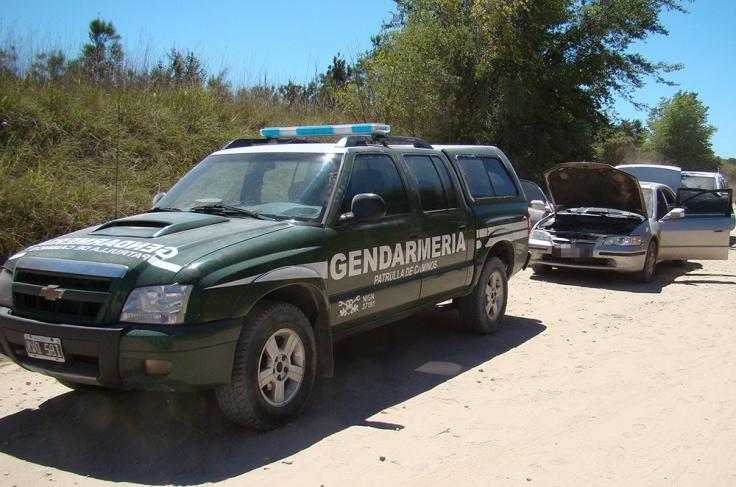 A Foto Gendarmería Argentina  -