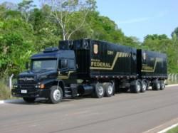A Foto Polícia Fedral do Brasil