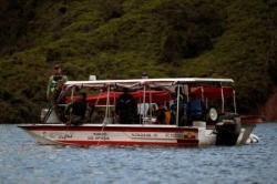 Equipes de resgate buscam vítimas de naufrágio na Colômbia