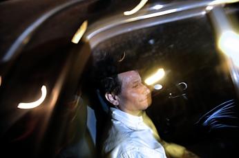 Foto del terrorista italiano, Cesare Battisti. Foto Agência Brasil