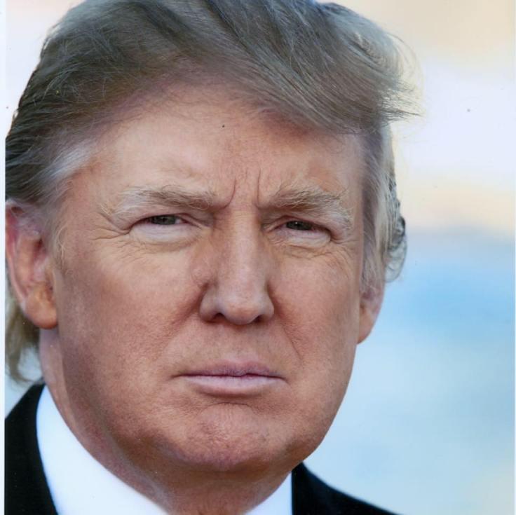 A Foto Donald Trump