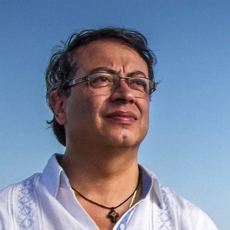 A Foto Gustavo Petro