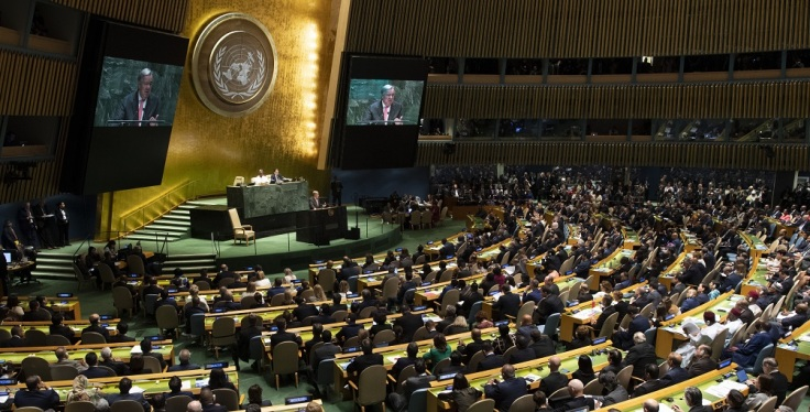 UN-GENERAL ASSEMBLY-DIPLOMACY
