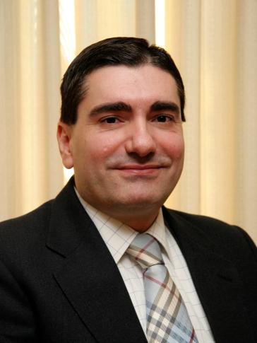 Presidente de ANPC, Director Coordinador de Seguridad Internacional OIPOL, Rector de Campus Internacional de Inteligencia y Pericias (CIIP) el Doctor Paulo Sansaloni Miñana.