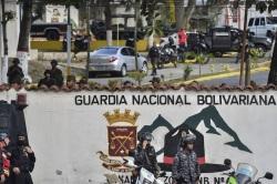 VENEZUELA-MILITARY-POLITICS