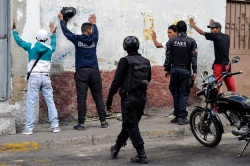 VENEZUELA-CRISIS-SECURITY