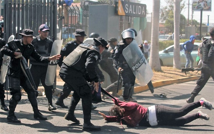 NICARAGUA-CRISIS-OPPOSITION-PROTEST
