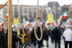 Iran demo in Cologne