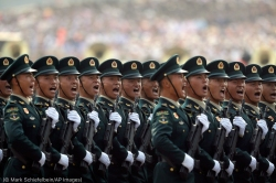 APTOPIX China 70 Years
